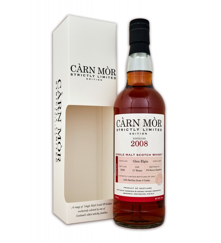 Carn Mor Limited Edition Glen Elgin 2008 11YO
