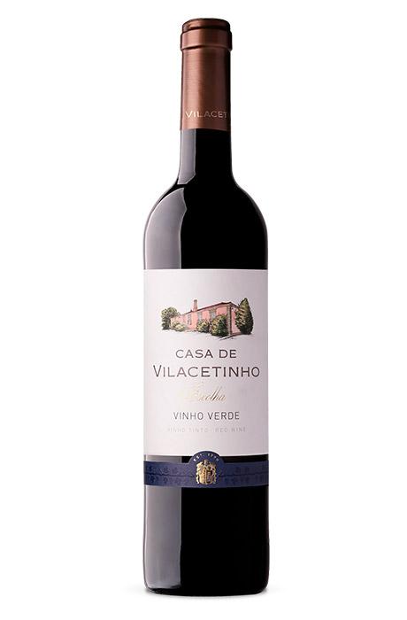 Casa De Vilacetinho Escolha Vinho Verde Red