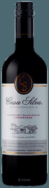 Casa Silva Cabernet Sauvignon/Carmenere