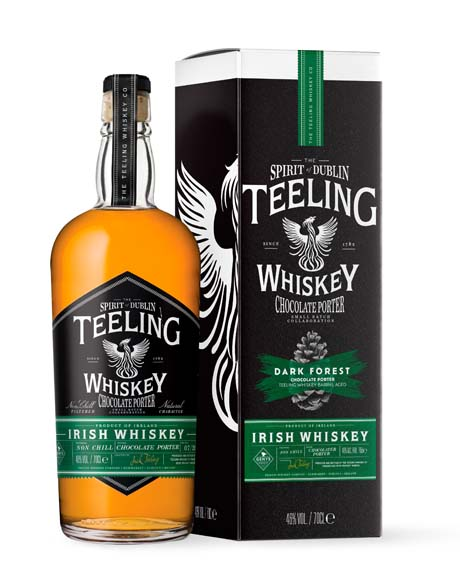 Teeling Chocolate Porter Small Batch Collaboration