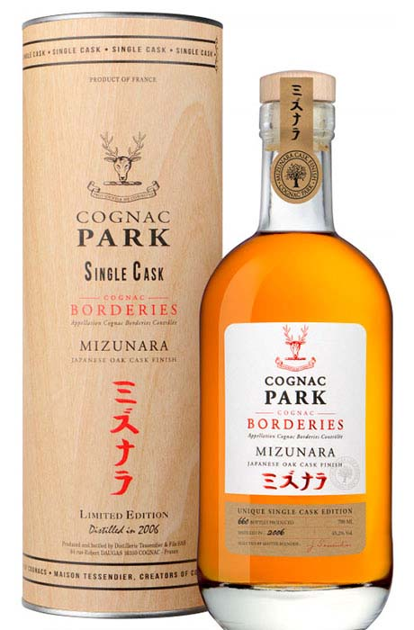 Park Mizunara Single Cask 2006