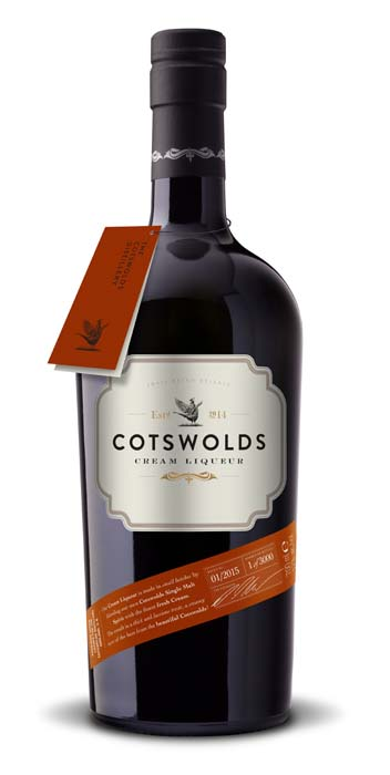 Cotswolds Cream Liqueur