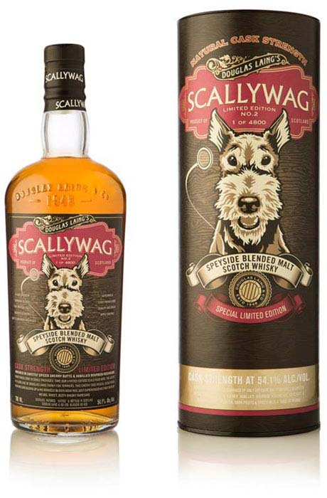 Scallywag - Limited Edition No.2