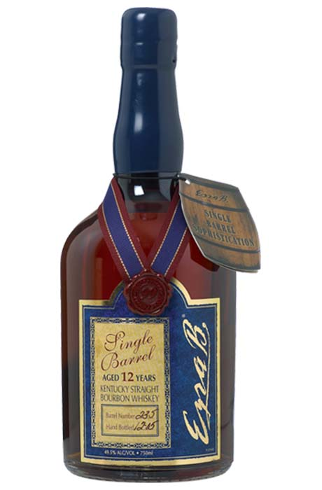 Ezra Brooks Single Barrel