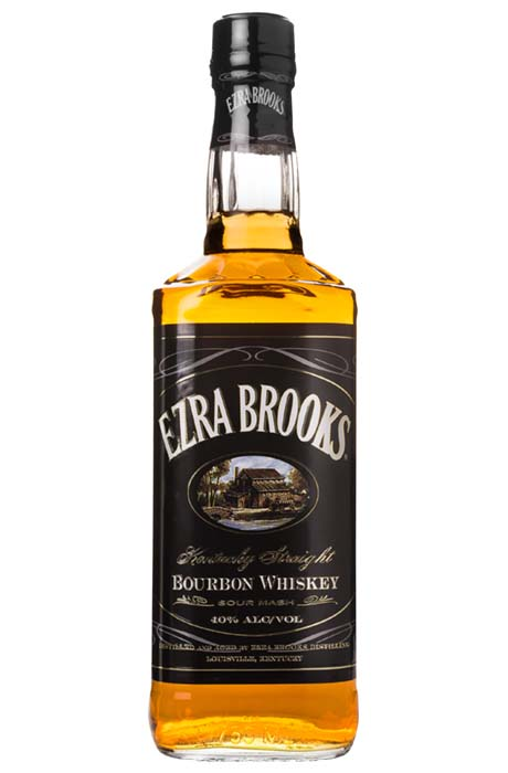 Ezra Brooks Black Label