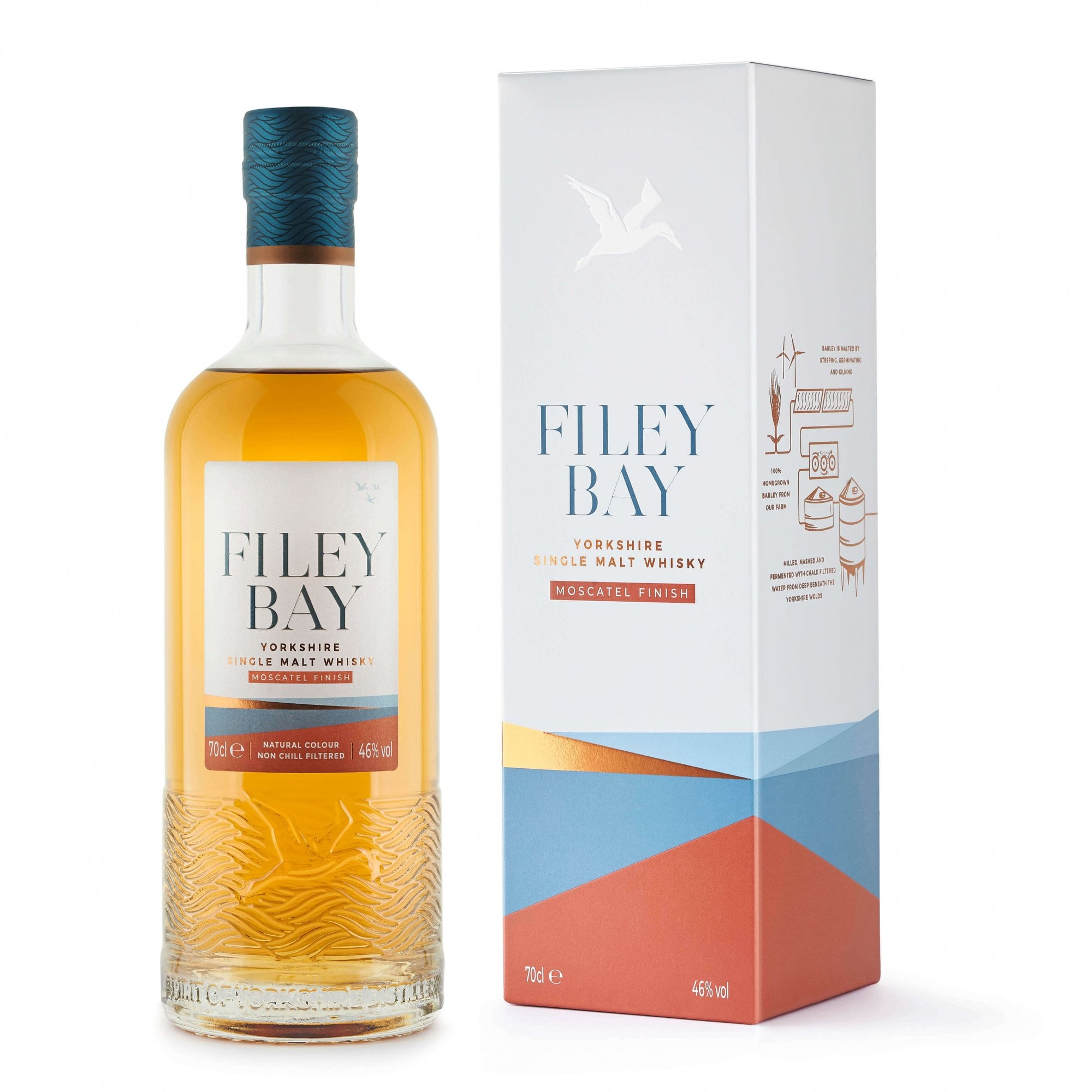 Filey Bay Moscatel Finish
