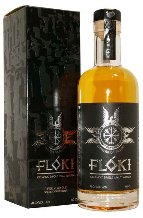 FLOKI Single Malt Whisky