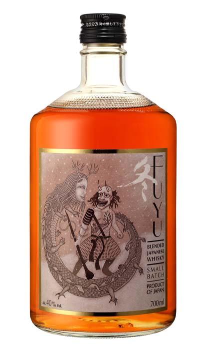 FUYU Japanese blended whisky