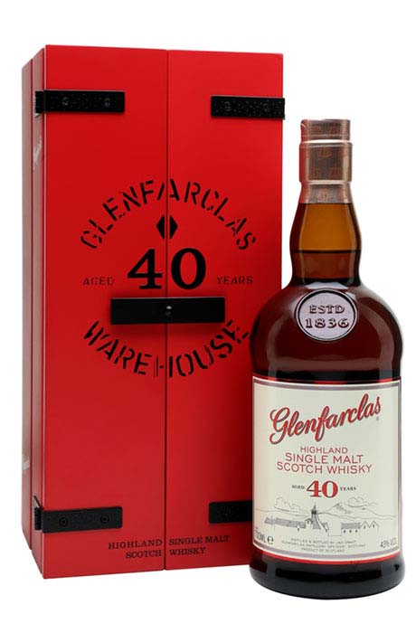 Glenfarclas 40 YO