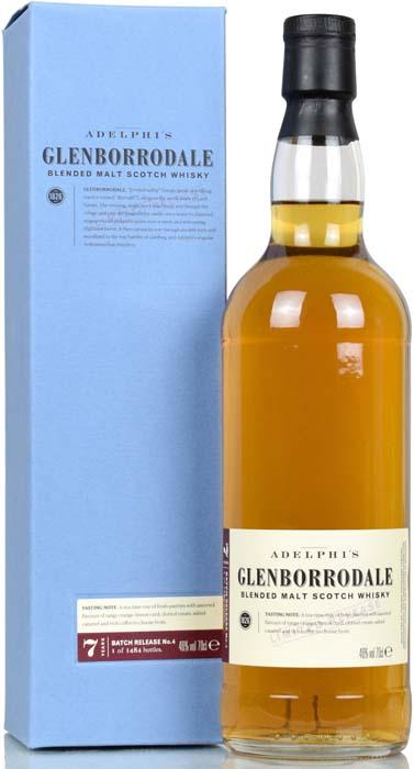 Adelphi Glenborrodale Blended Malt 8 YO