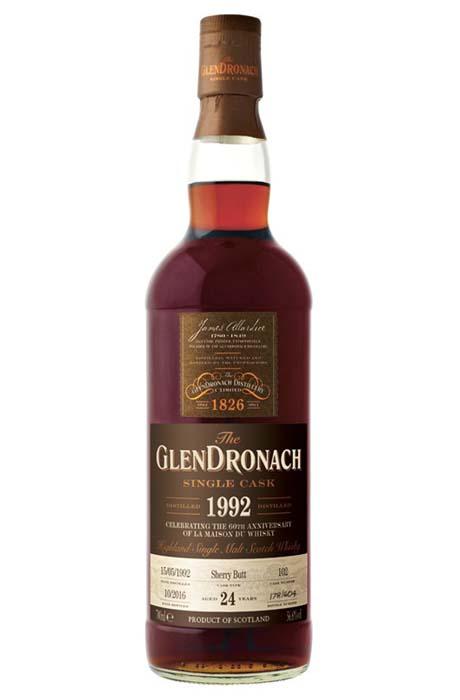 Glendronach 24YO 1992 SherryButt LMDW