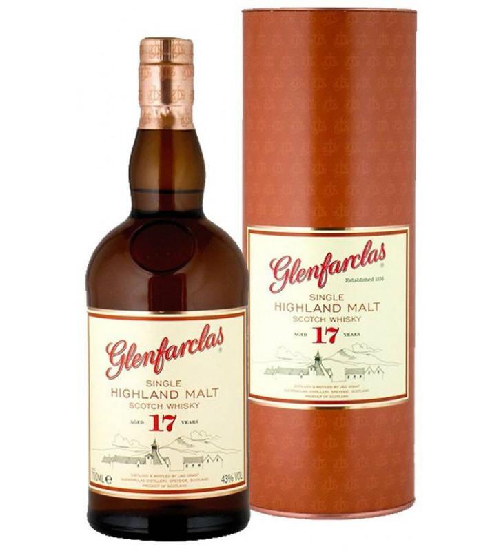 Glenfarclas 17YO