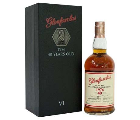 Glenfarclas 1976 Aged 40 Years VI