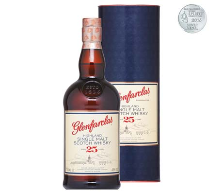 Glenfarclas 25 YO
