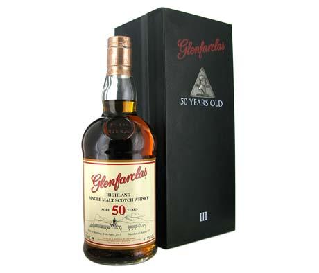 Glenfarclas 50 YO - Edycja limitowana