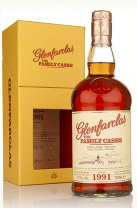Glenfarclas Familly Casks