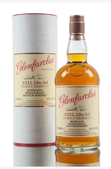Glenfarclas 511/19