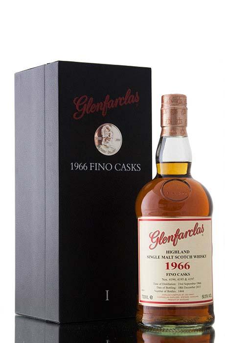 Glenfarclas Fino Casks 1966