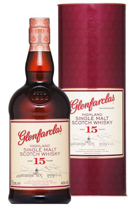 Glenfarclas 15 YO
