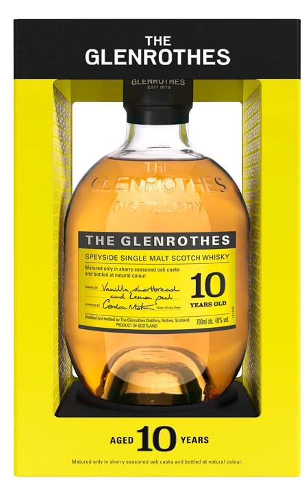 Glenrothes 10YO