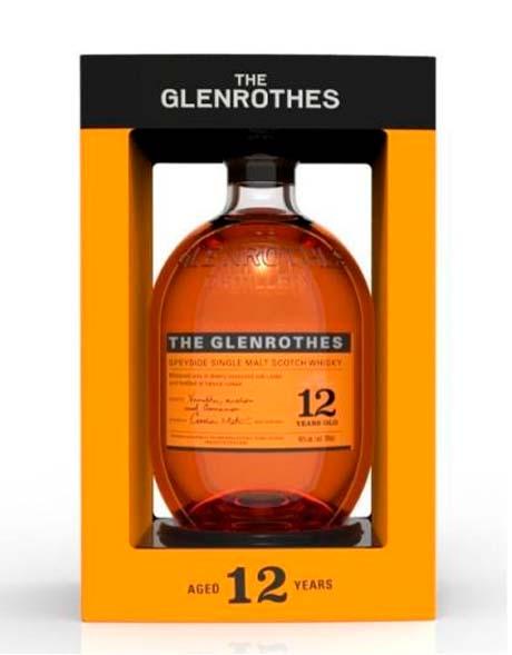 Glenrothes 12YO