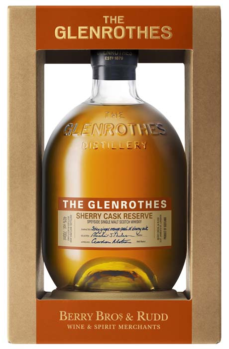 Glenrothes Sherry Cask