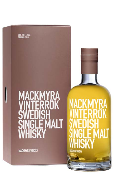 Mackmyra Vinterrök