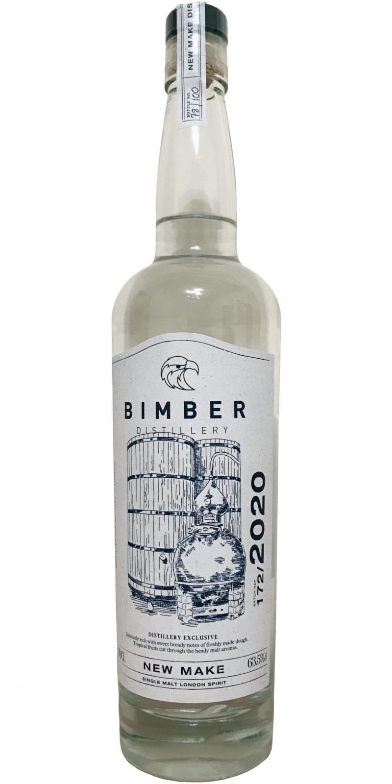 Bimber New Make