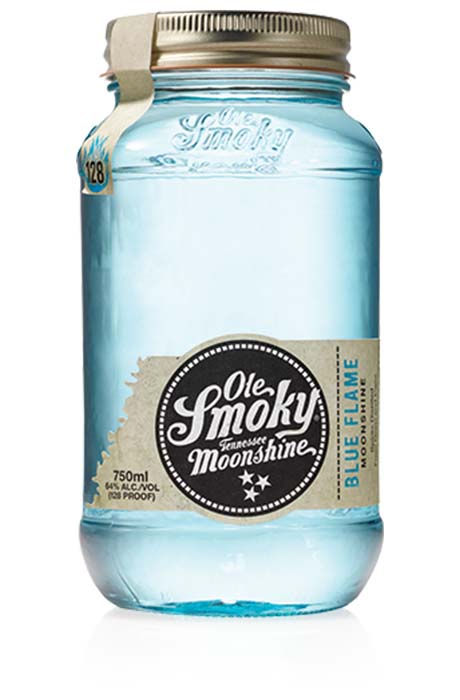 Ole Smoky Blue Flame