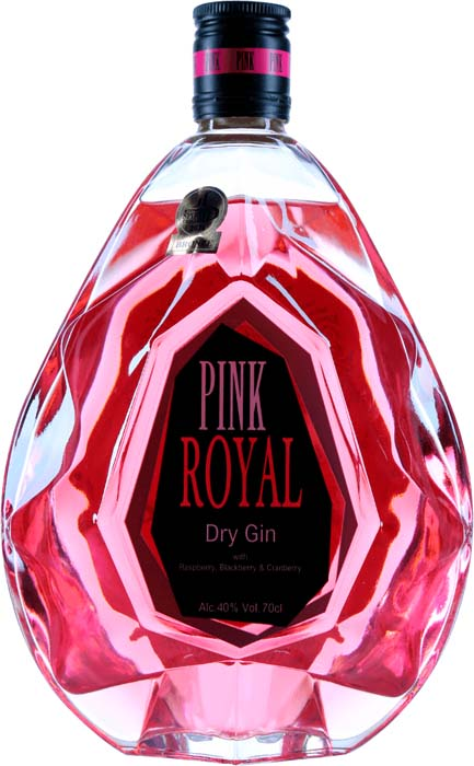 GIN Pink Royal