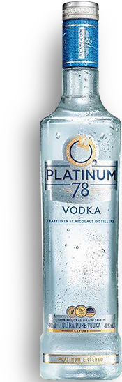 VODKA Platinum 78