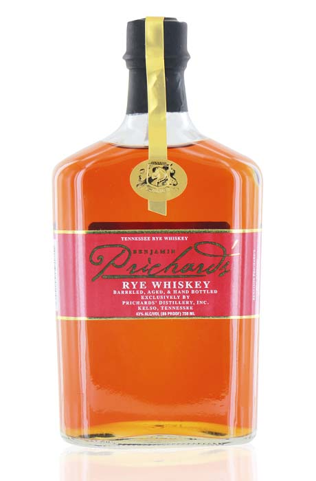 Prichard's Benjamin Rye Whiskey
