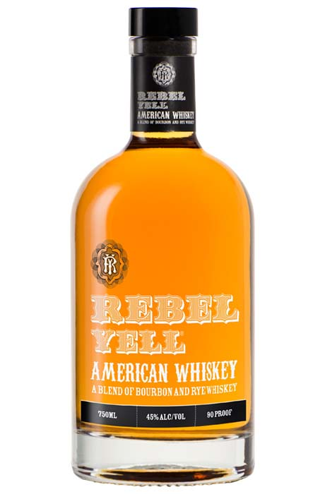 Rebel Yell American Whiskey