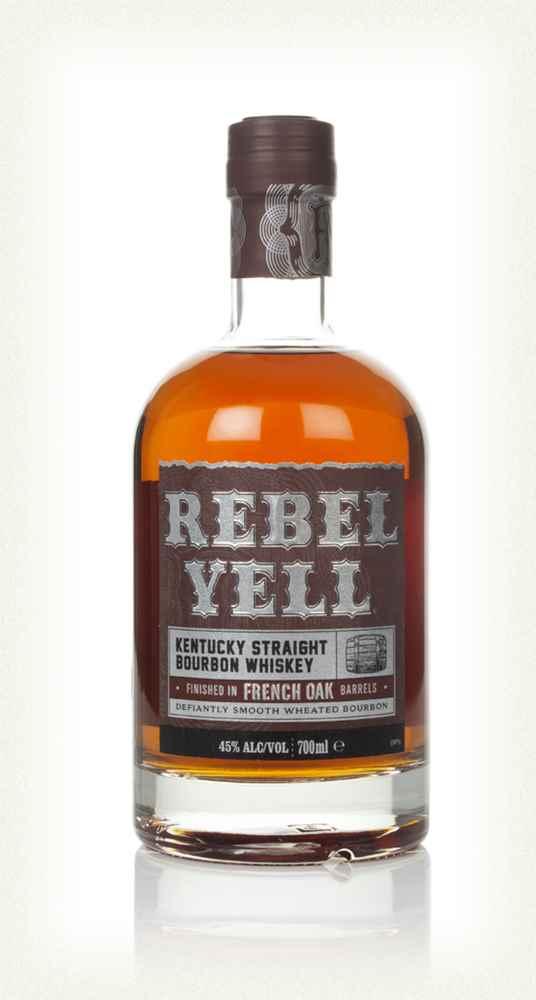 Rebel Yell French Oak Finish