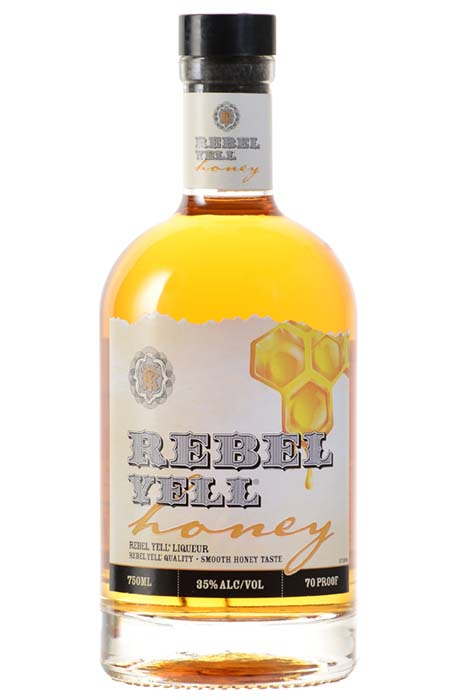 Rebel Yell Honey