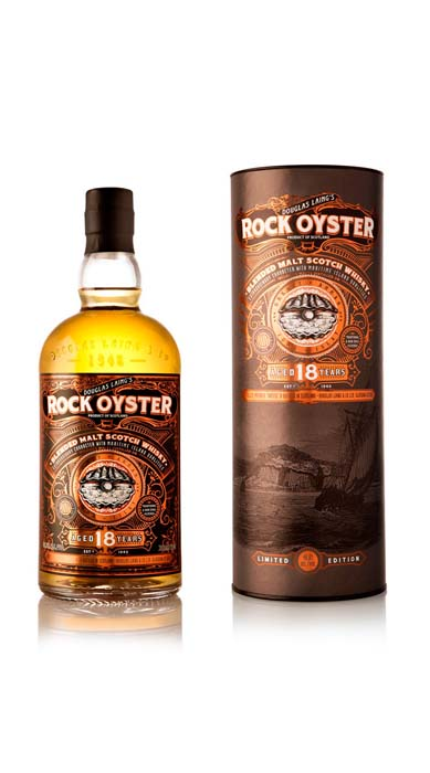 Rock Oyster 18 Years Old