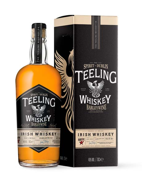 Teeling Barleywine Small Batch Collaboration