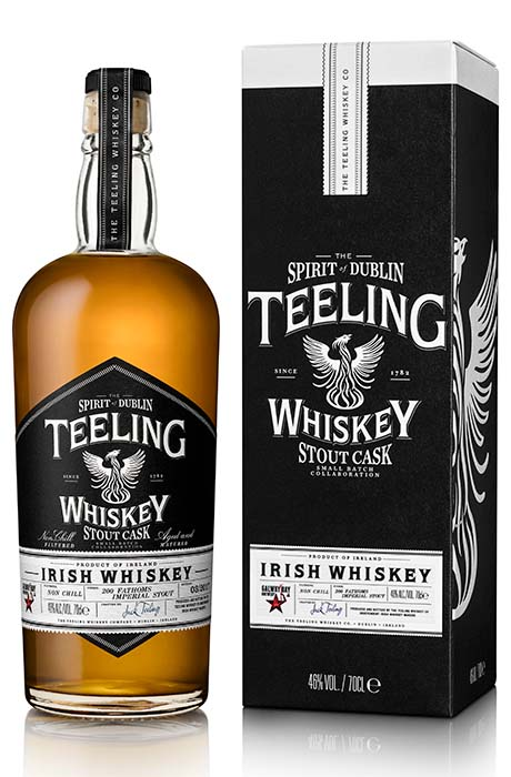 Teeling Stout Cask Small Batch Collaboration