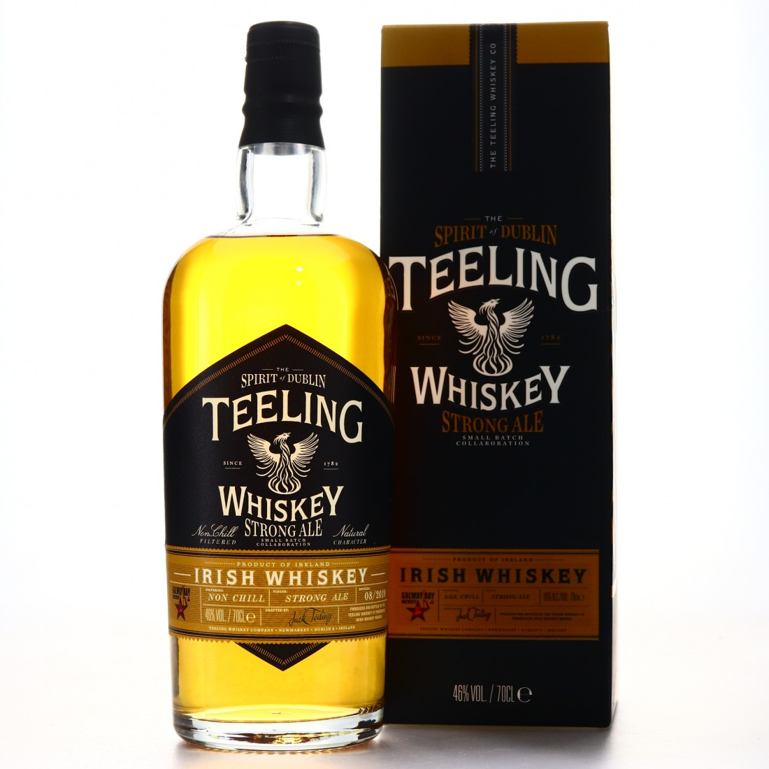 Teeling Strong Ale Small Batch Collaboration