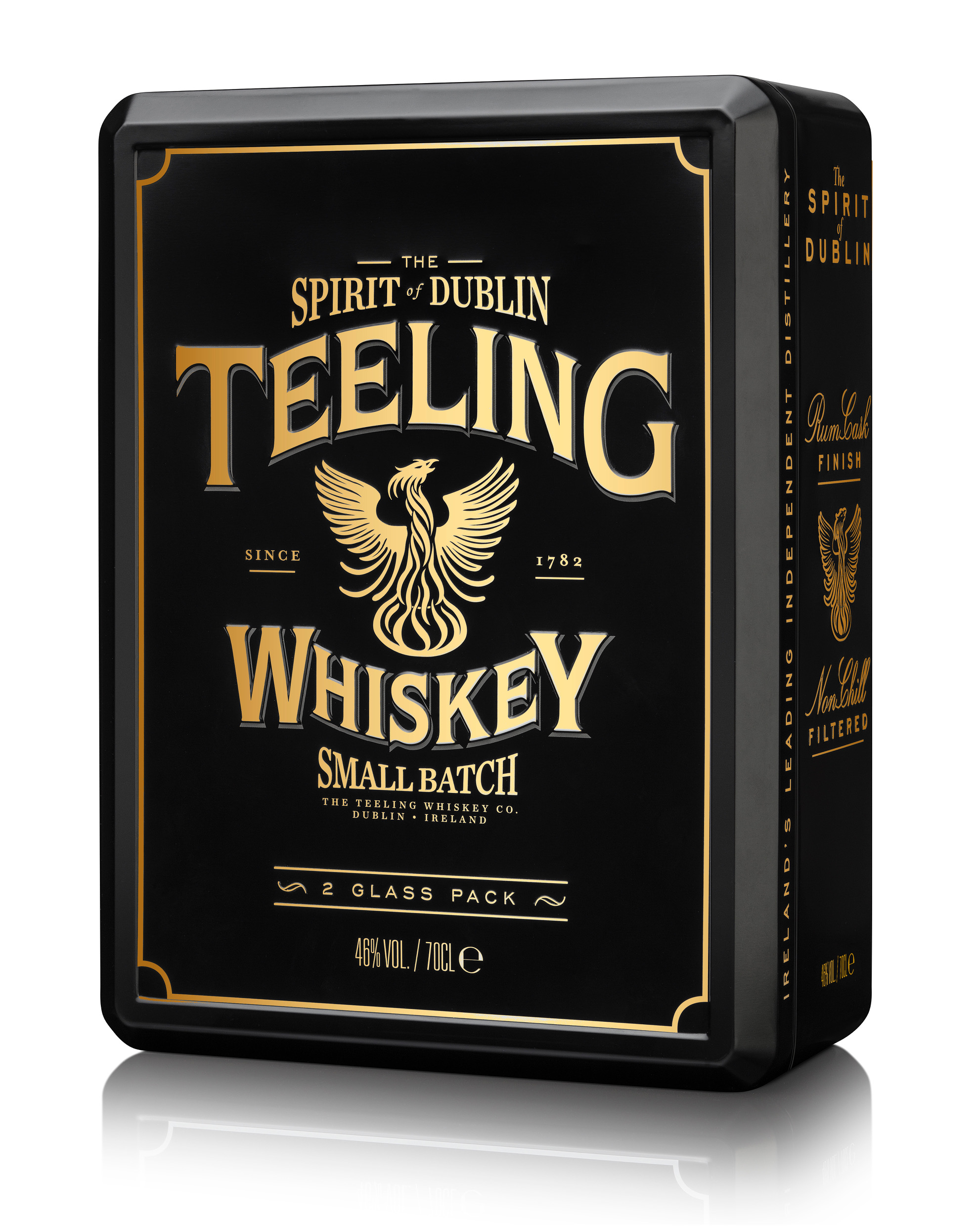 Teeling Small Batch - Zestaw