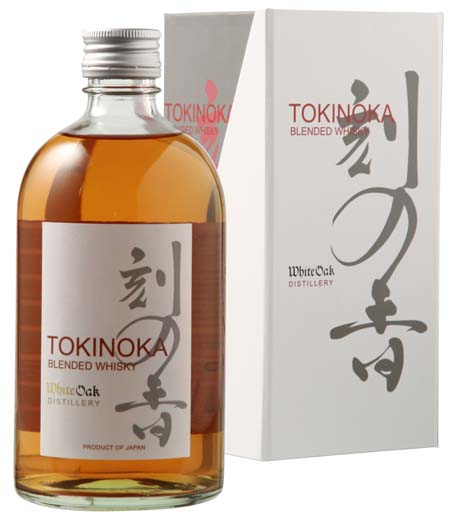 Tokinoka Blended Whisky White Oak Distillery