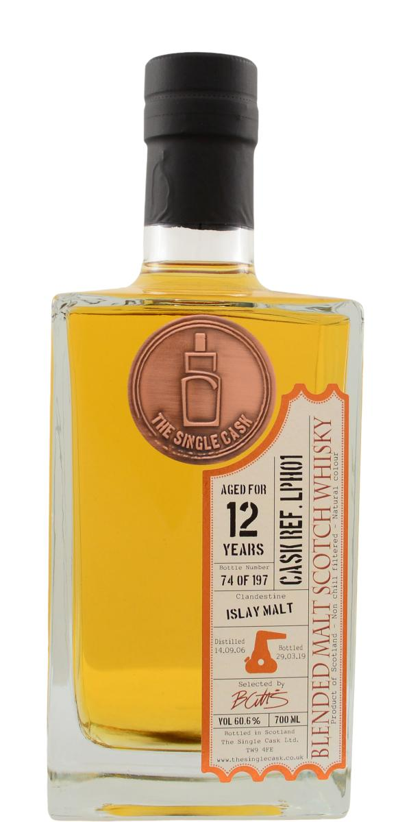 The Single Cask Clandestine 12YO