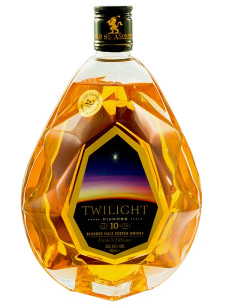 Twilight Diamond blended malt 10YO