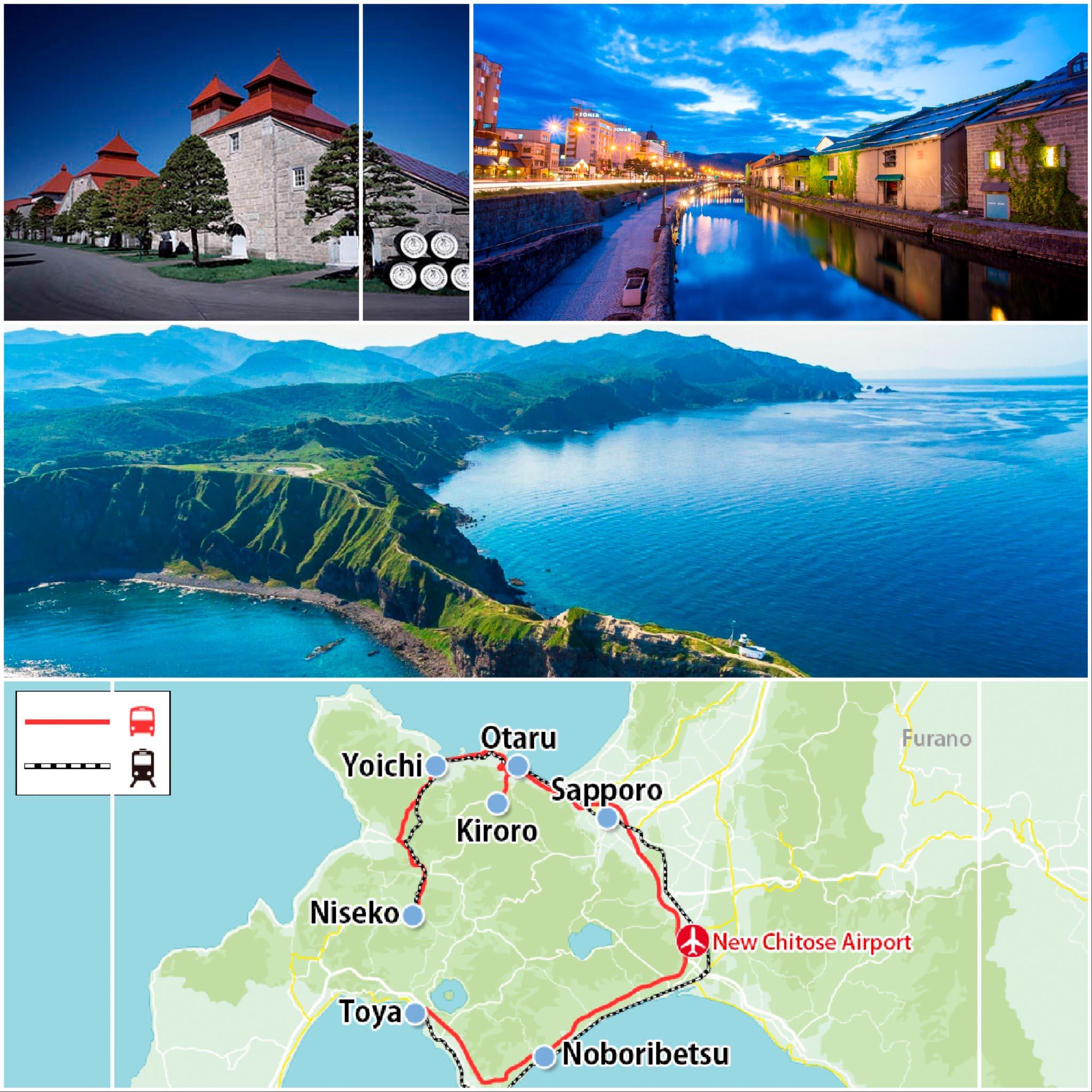 Co kryje Japońska wyspa Hokkaido?