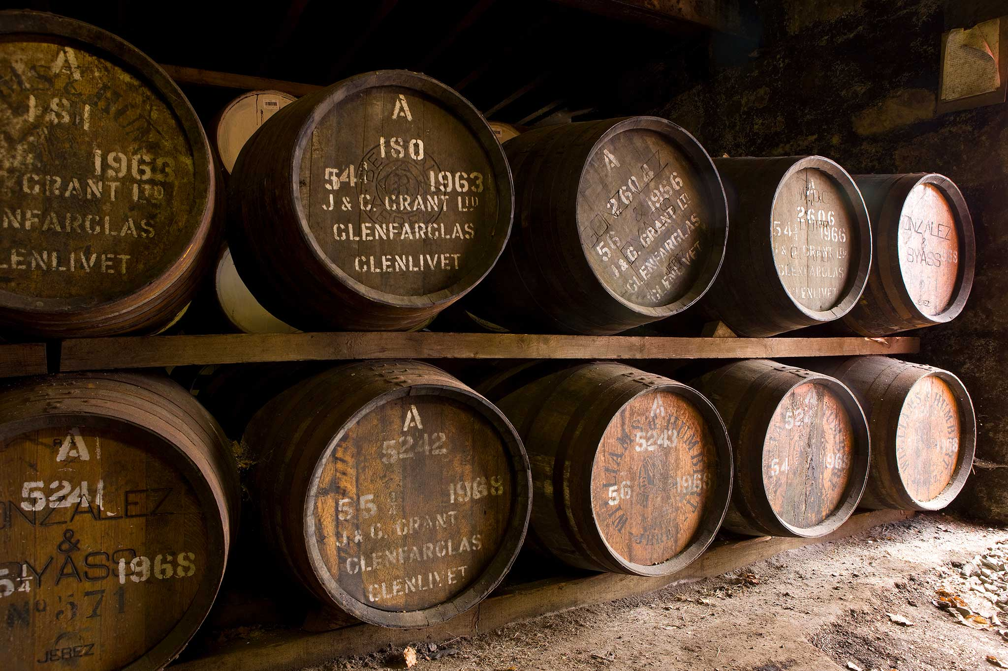 Whisky z ex sherry cask, czyli trochę o samych beczkach i ich transporcie