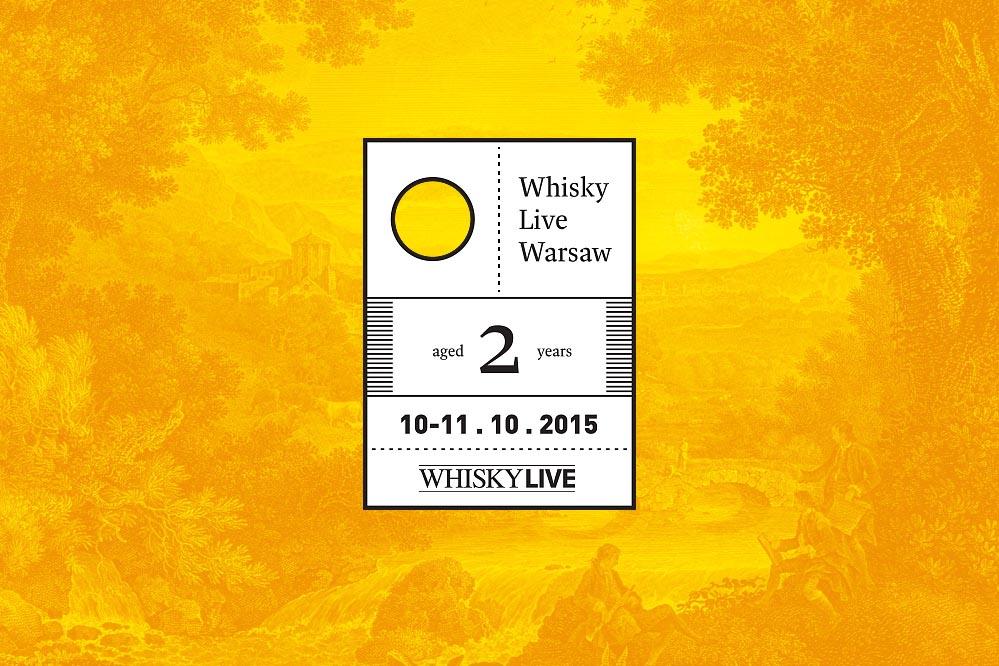 Ruszyła sprzedaż on-line biletów na Whisky Live Warsaw 2015