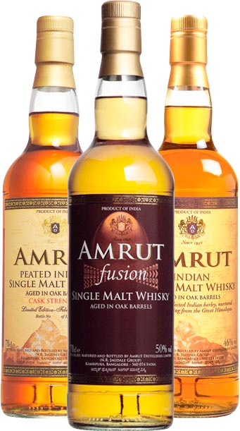 DEGUSTACJA - Single Malt Amrut - Indie