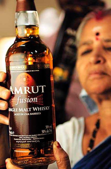 Indyjskie bogactwo - Amrut