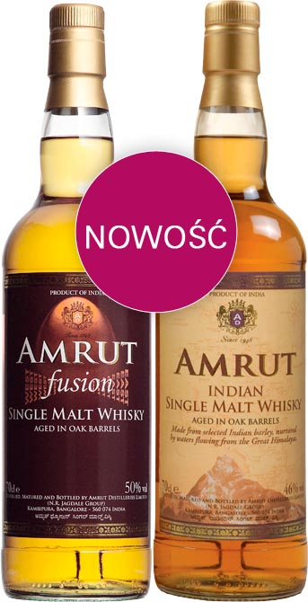 Amrut  -Indyjskie SIngle Malt