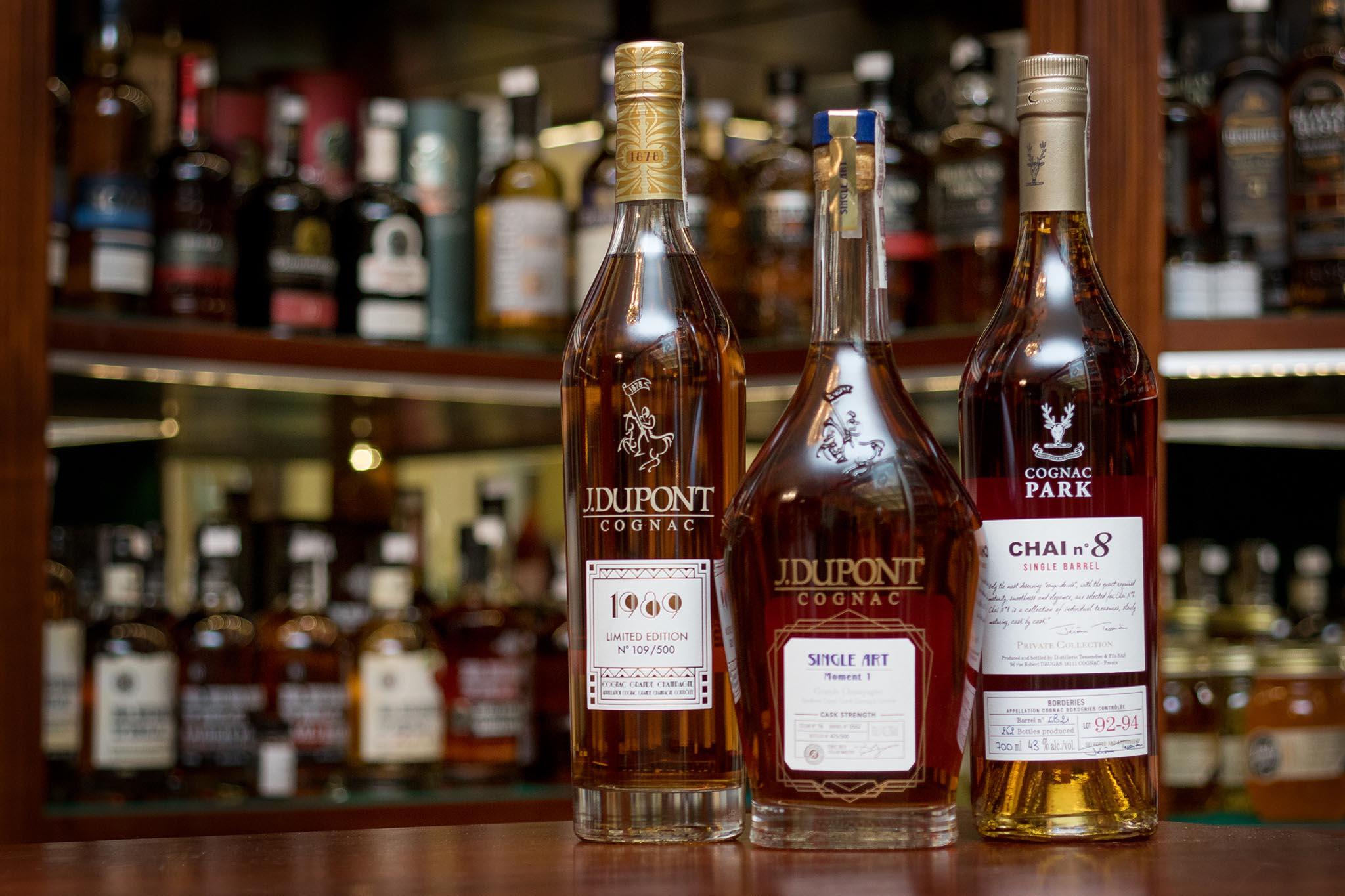 Różnice pomiędzy whisky a koniakiem — Zmiany!